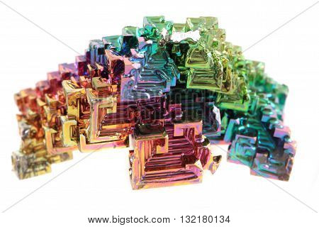 Bismuth - Rainbow Metal Mineral