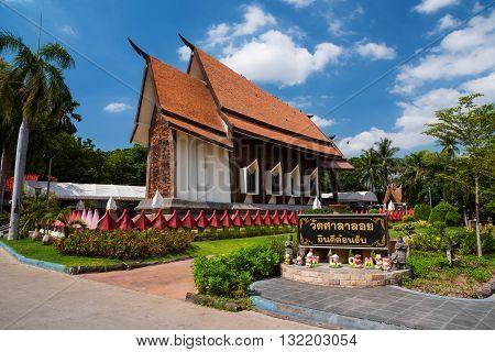 Wat Sala Loi In Korat