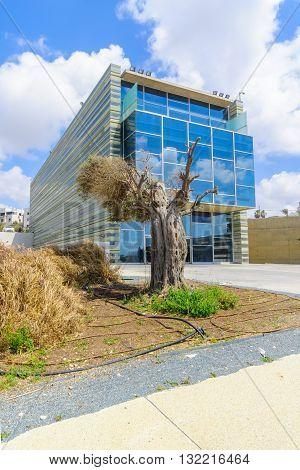 Peres Peace House, Jaffa