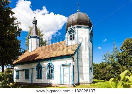Russian Orthodox Church, Wojnowo, Warmian-Masurian Voivodeship, Poland
