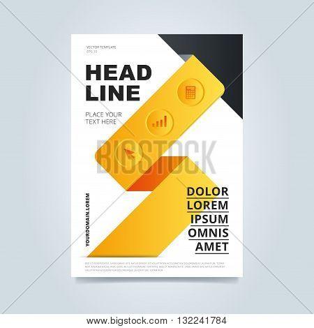 Brochure design. Creative brochure design. Business template of brochure or flyer. Annual report design. Flyer design. Brochure layout. Colorful brochure design template. Brochure cover design template. Layout of brochure design. Brochure template. Flyer.