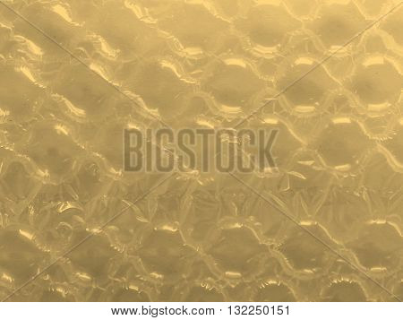 Bubblewrap Sepia