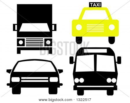 Vehicle Silhouettes