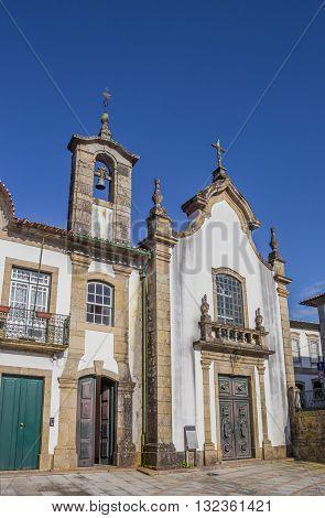 Igreja Da Misericordia In Ponte Da Barca