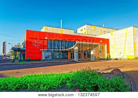 Theater In Ventspils