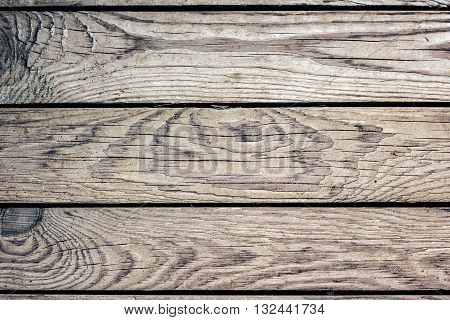 wood texture with natural pattern background. old panels closeup