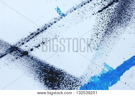 Abstract Grunge Paint Background 13