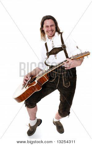 Bavarian Musician