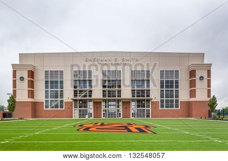 Sherman E. Smith Training Center At Oklahoma State University