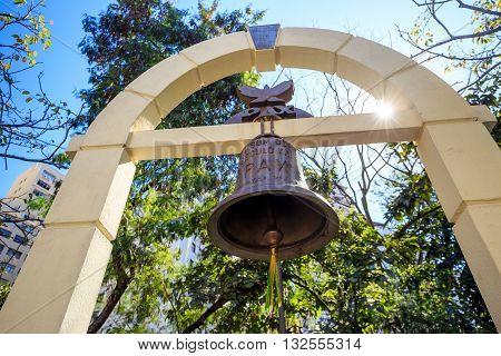 Bell At  Patio Do Colegio In Sao Paulo