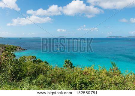 Trunk Bay, St. John