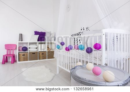 Cute Room For Cute Baby