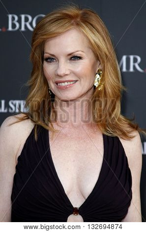 Marg Helgenberger at the Los Angeles premiere of 'Mr. Brooks' held at the Grauman's Chinese Theater in Hollywood, USA on May 22, 2007.