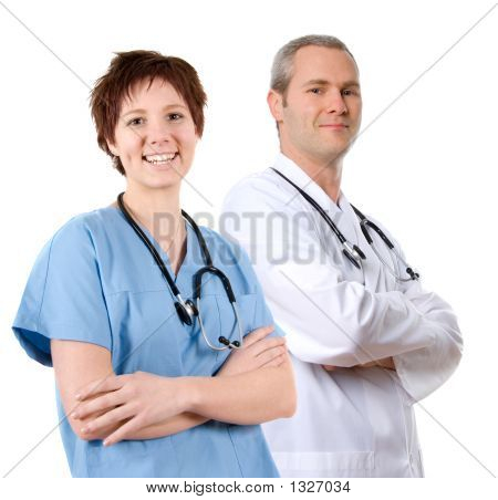 Doctor In Labcoat