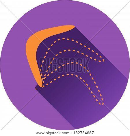 Icon Of Boomerang