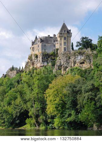 Chateau de Montfort in France's Perigord region