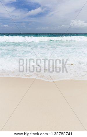 Perfect Beach, Mahe, Seychelles