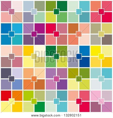 Geometric seamless pattern. Beautiful designs for printing documents stuff, blankets, pillows, pillow cases, bags, T-shirts, sweat