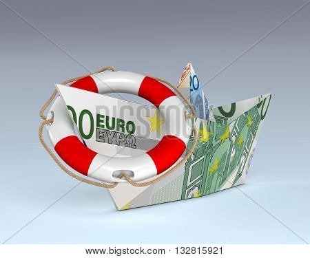 Euro Currency, Concept Of Safe Investment
