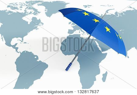 Europe, Concept Of World Security