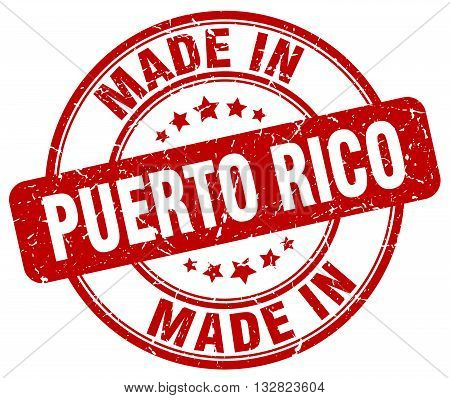 made in Puerto Rico red round vintage stamp.Puerto Rico stamp.Puerto Rico seal.Puerto Rico tag.Puerto Rico.Puerto Rico sign.Puerto.Rico.Puerto Rico label.stamp.made.in.made in.