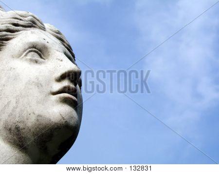 Visionary Stone Woman
