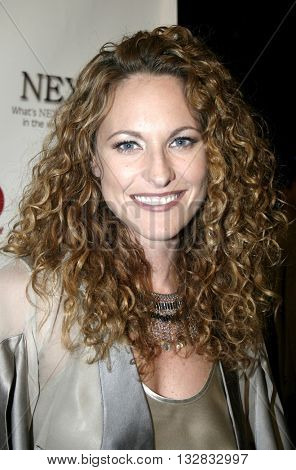 Jerri Manthey at the 2nd Semi Annual Fashion Wire Daily's event NEXT at Mondrian Hotel's SkyBar in West Hollywood, USA on October 25, 2004.