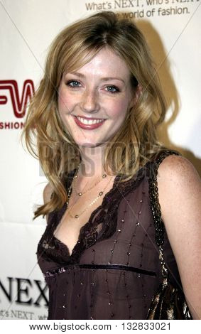 Jennifer Finnigan at the 2nd Semi Annual Fashion Wire Daily's event NEXT at Mondrian Hotel's SkyBar in West Hollywood, USA on October 25, 2004.