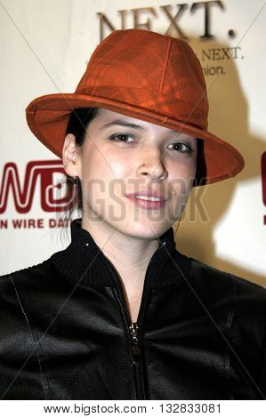 Kelly Nishimoto at the 2nd Semi Annual Fashion Wire Daily's event NEXT at Mondrian Hotel's SkyBar in West Hollywood, USA on October 25, 2004.