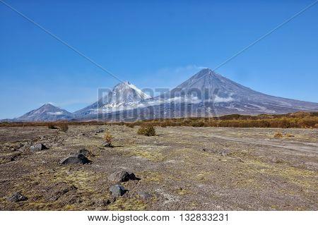 Russia, Kamchatka, Kamchatka Mountain.