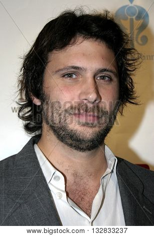 Jeremy Sisto at the 2nd Semi Annual Fashion Wire Daily's event NEXT at Mondrian Hotel's SkyBar in West Hollywood, USA on October 25, 2004.