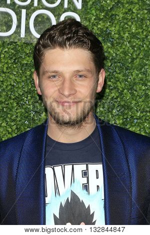 LOS ANGELES - JUN 2:  Brett Dier at the 4th Annual CBS Television Studios Summer Soiree at the Palihouse on June 2, 2016 in West Hollywood, CA