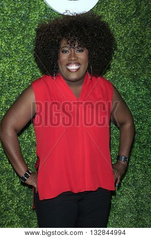 LOS ANGELES - JUN 2:  Shery Underwood at the 4th Annual CBS Television Studios Summer Soiree at the Palihouse on June 2, 2016 in West Hollywood, CA