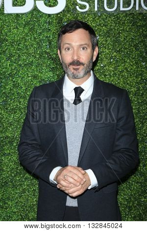 LOS ANGELES - JUN 2:  Thomas Lennon at the 4th Annual CBS Television Studios Summer Soiree at the Palihouse on June 2, 2016 in West Hollywood, CA