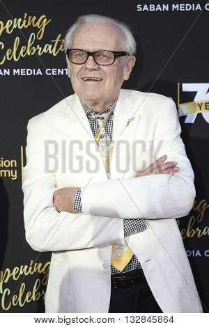 LOS ANGELES - JUN 2:  Ken Kercheval at the Television Academy 70th Anniversary Gala at the Saban Theater on June 2, 2016 in North Hollywood, CA