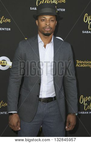 LOS ANGELES - JUN 2:  Cornelius Smith Jr at the Television Academy 70th Anniversary Gala at the Saban Theater on June 2, 2016 in North Hollywood, CA