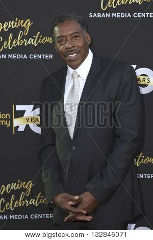LOS ANGELES - JUN 2:  Ernie Hudson at the Television Academy 70th Anniversary Gala at the Saban Theater on June 2, 2016 in North Hollywood, CA