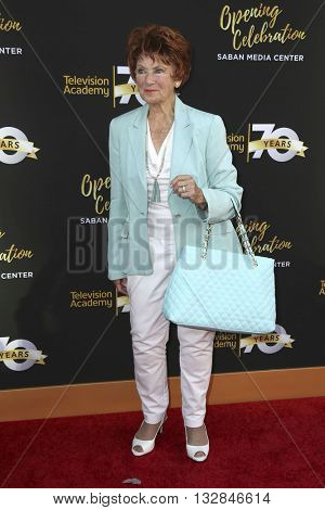 LOS ANGELES - JUN 2:  Marion Ross at the Television Academy 70th Anniversary Gala at the Saban Theater on June 2, 2016 in North Hollywood, CA