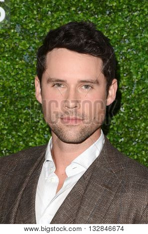 LOS ANGELES - JUN 2:  Ben Hollingsworth at the 4th Annual CBS Television Studios Summer Soiree at the Palihouse on June 2, 2016 in West Hollywood, CA