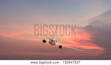 Airplane Aft Plane