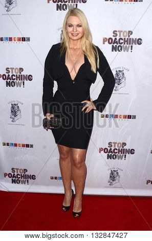 LOS ANGELES - MAY 25:  Angeline Rose Troy at the Stop Poaching Now 2016 Gala at the Ago Restaurant, on May 25, 2016 in West Hollywood, CA