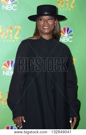 LAS VEGAS - JUN 1:  Queen Latifah, Dana Owens at the Television Academy Event For NBC's The Wiz Live! at the Directors Guild of America on June 1, 2016 in West Hollywood, CA