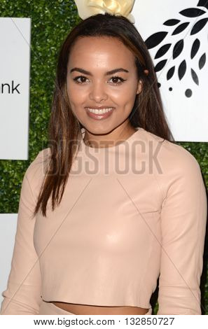 LOS ANGELES - JUN 4:  Camille Leonard at the 2016 Ladylike Women of Excellence Awards Gala at the Beverly Hilton Hotel on June 4, 2016 in Beverly Hills, CA