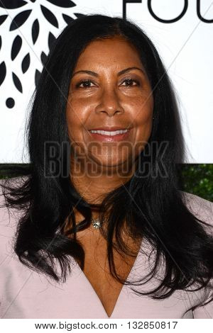 LOS ANGELES - JUN 4:  Cookie Johnson at the 2016 Ladylike Women of Excellence Awards Gala at the Beverly Hilton Hotel on June 4, 2016 in Beverly Hills, CA