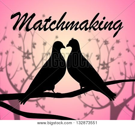 Matchmaking Doves Shows Set Up And Find