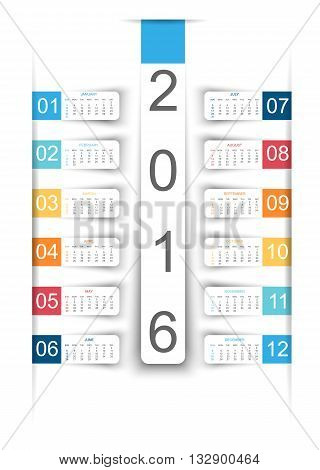 CALENDAR STIKER PAPER 2016 for web and other