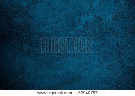 Abstract grunge dark navy background old cement wall concrete backgrounds textured