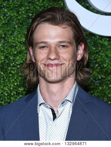 LOS ANGELES - JUN 02:  Lucas Till arrives to the 2016 CBS Summer Soiree  on June 02, 2016 in Hollywood, CA.