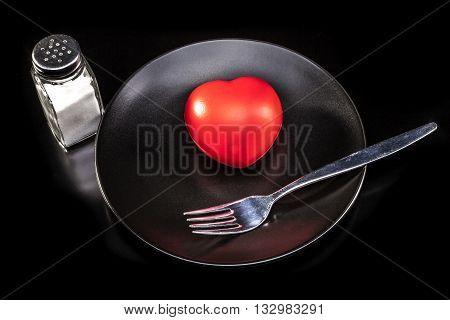 Eating My Heart