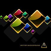 Abstract background. Vector illustration. poster